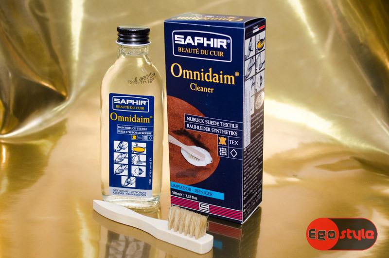 Очиститель «Omni Daim» для глубокой и мягкой чистки