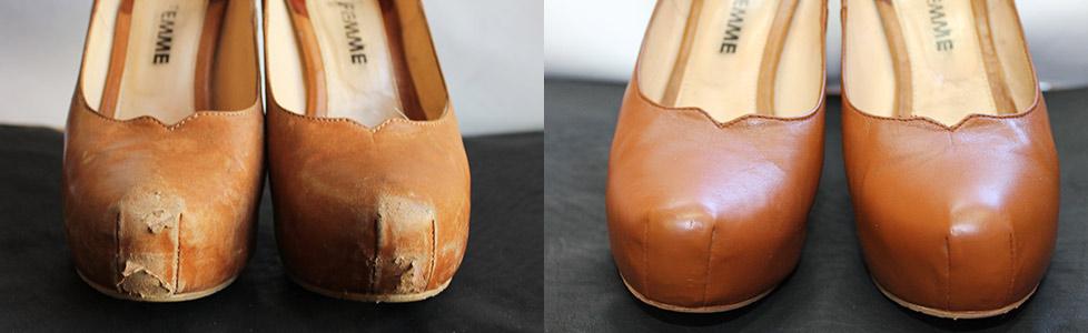 Цена на косметику для обуви