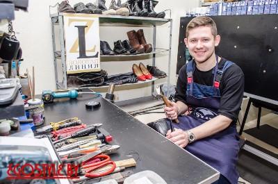 отремонтировать обувь любой сложности
