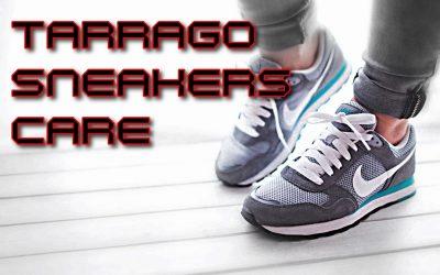 Tarrago sneakers care