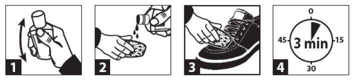 Защитное покрытие для кроссовок MATT MAKER
